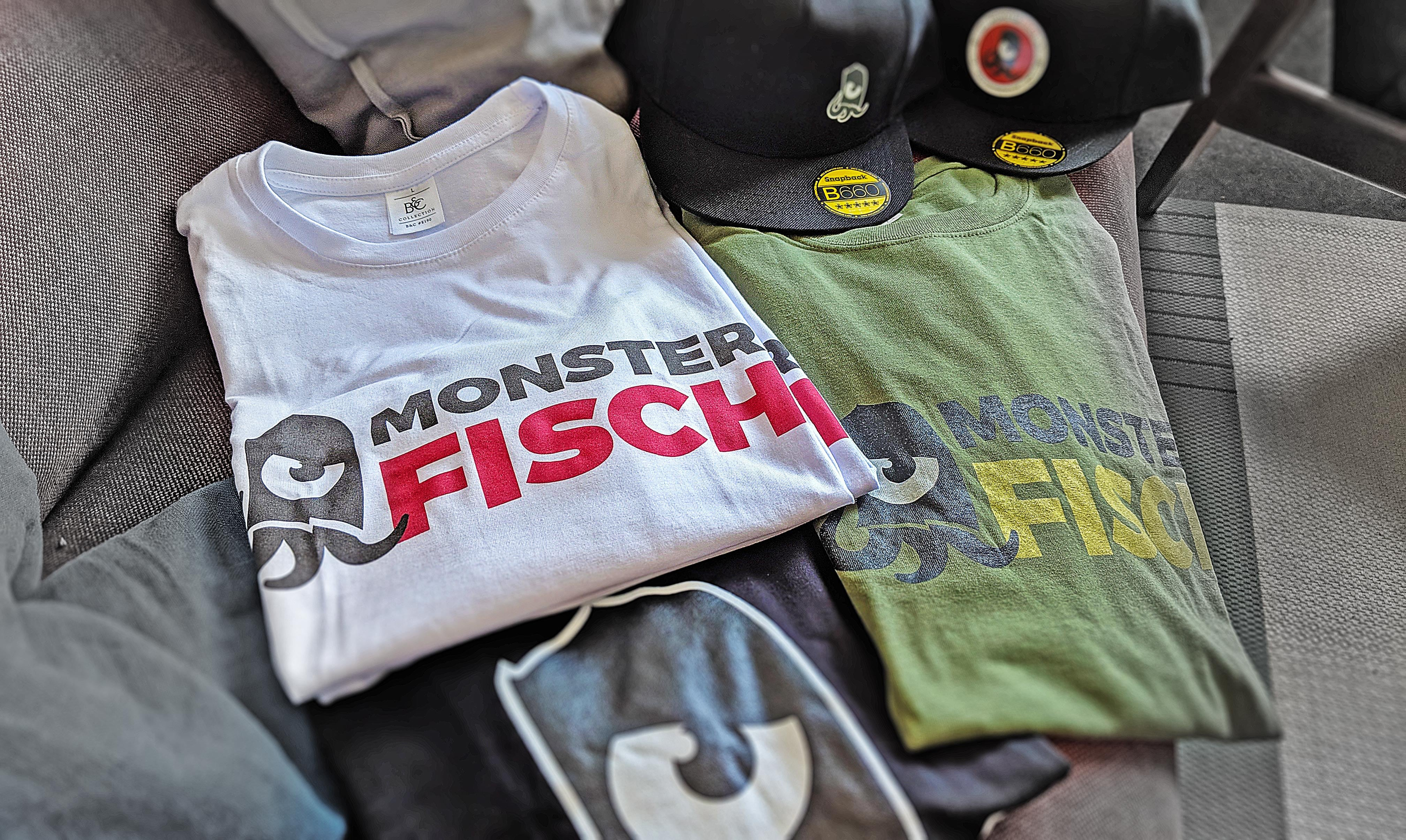 Monsterfisch Merch